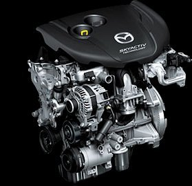 SKYACTIV-D TWIN  TURBO DIESEL
