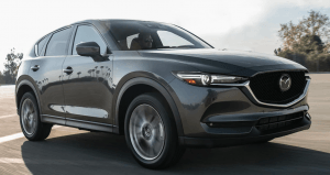 Mazda CX-5 – Turbo Diesel Option